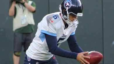 Photo of Titans punter shares 'what makes me tick'
