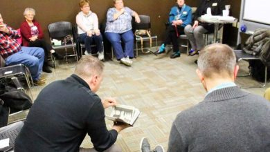 Photo of Dementia and religion: Inside a church's Alzheimer's caregiver support group