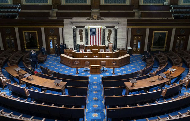 Chamber of the House of Representatives