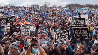 Photo of A tale of two marches | The two sides of the abortion debate