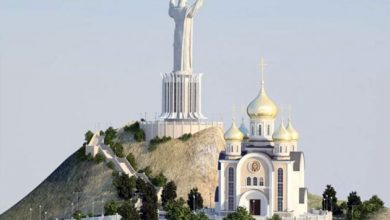 Photo of Mammoth statue of Jesus planned for Russian site once set aside for Lenin