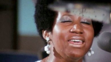 Photo of Amazing Grace movie: recording Aretha Franklin's best-selling album