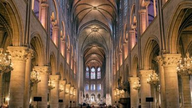 Photo of Notre Dame Cathedral: A place of worship, history, art