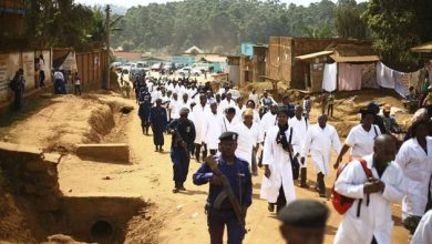 Photo of In central Africa, Islamist militias complicate church efforts to battle Ebola