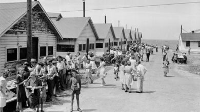 Photo of Former refugees mark 75th anniversary of the only US safe haven during Holocaust