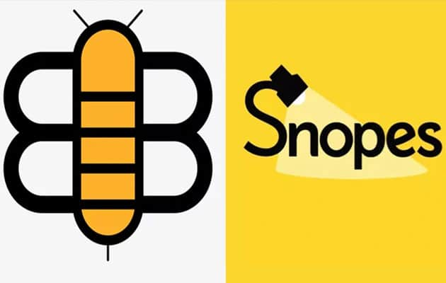 Babylon Bee, Snopes feud over fact-checking satire