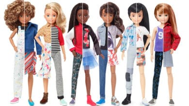 Photo of Mattel launches gender-fluid dolls