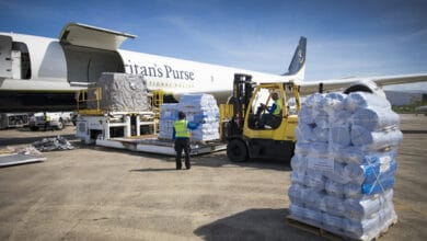 Photo of Samaritan's Purse airlifts critical relief to hurricane-battered Bahamas