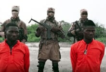 Photo of Two Christian aid workers executed in Nigeria
