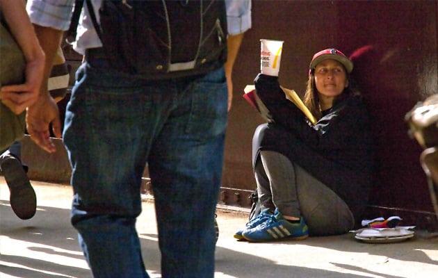 Chicago homeless