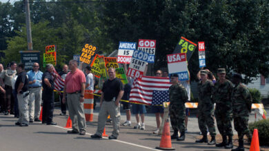 Photo of Westboro and the power of a bad idea | A false understanding of God