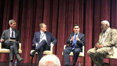 Photo of Christian leaders differ over evangelical movement