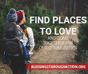 Find Places to Love - Blessings Through Action