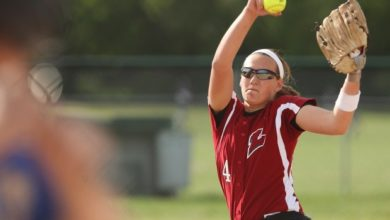 Photo of Softball Player Nicole Newman | 'I Am Playing for Something Bigger Than Myself'
