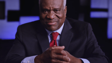 Photo of 'Created Equal: Clarence Thomas in His Own Words' Reveals U.S. Supreme Court Justice Originally Planned to Enter the Clergy