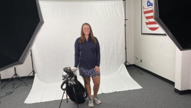 Photo of Katelyn Gilmore   Taking Her Faith and Pro Golf Game to the Next Level